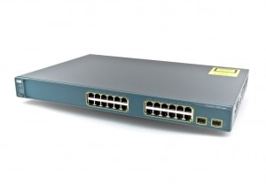 cisco-Switch-WS-C3560X-24T-S