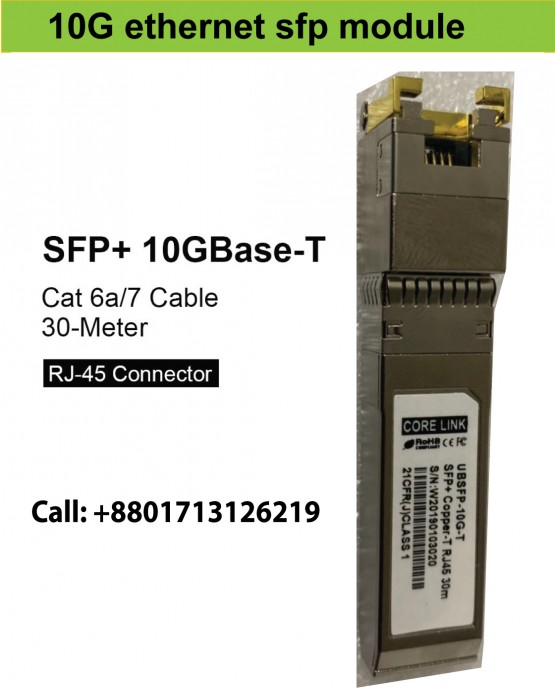 10G Copper SFP
